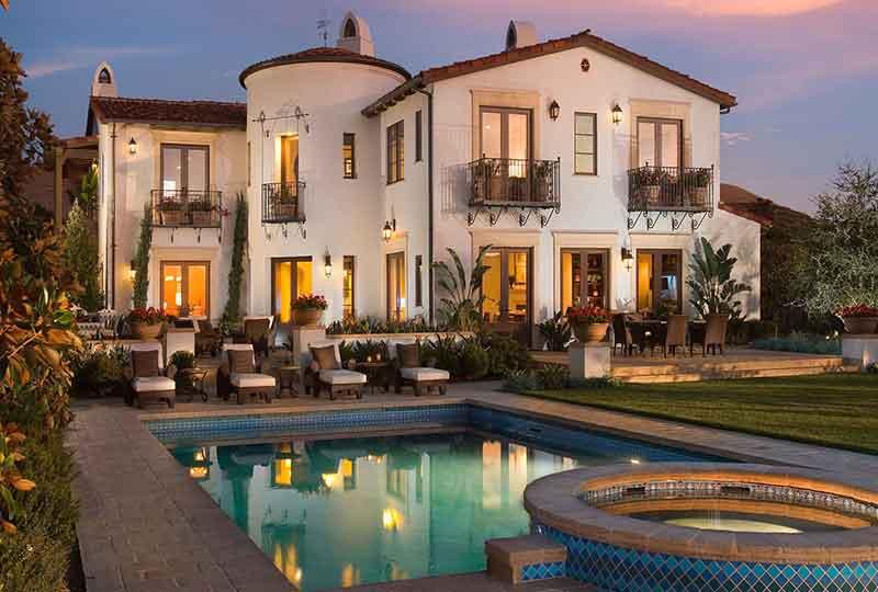 Rancho Solano Homes
